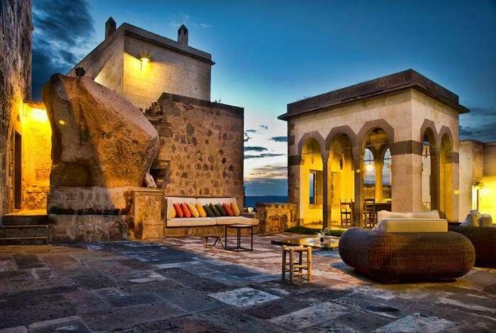 Argos in Cappadocia هي واحدة من أكثر المنتجعات رومانسية في تركيا