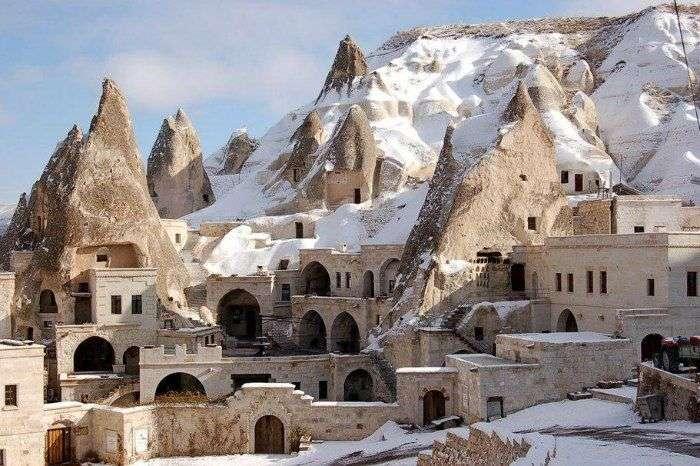 Cappadocia Cave Suites في جوريم