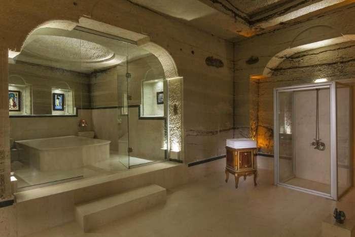فندق Aydinli Cave House هو من بين الفنادق الرخيصة في تركيا لقضاء شهر العسل