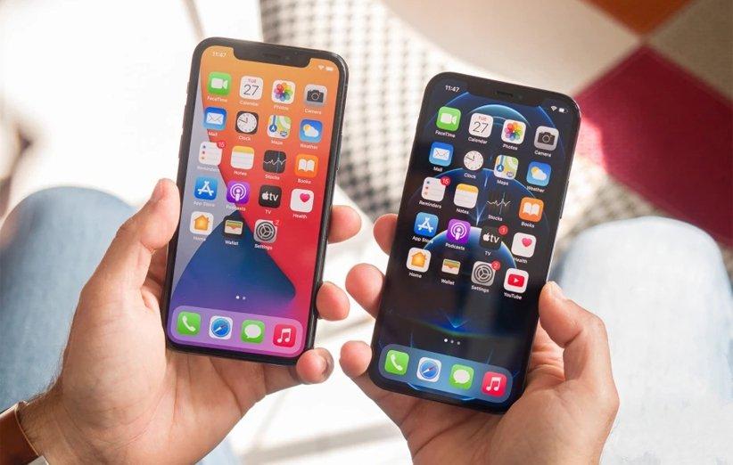 iPhone 11 Pro و iPhone 12 Pro