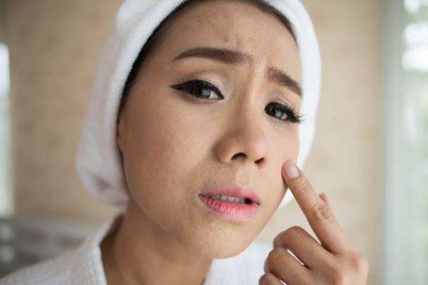 تشخيص حساسية الجلد