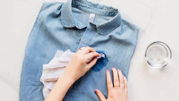 تلطيخ الملابس