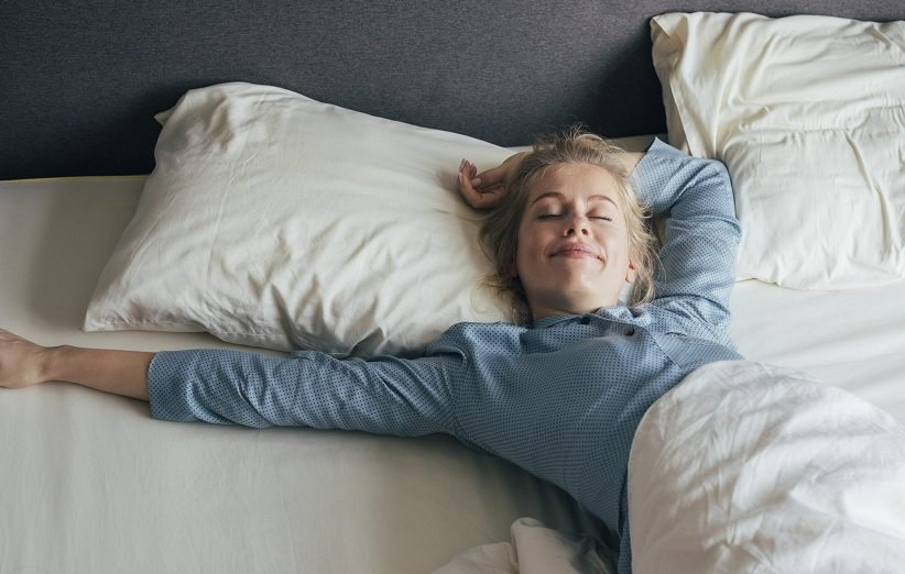 النوم والمزاج الجيد