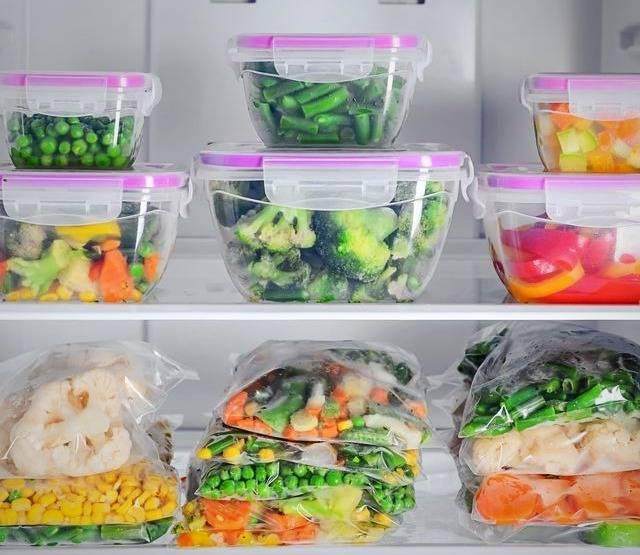 حفظ الفواكه والخضروات