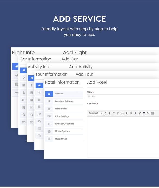 Travel Booking WordPress Theme - 20