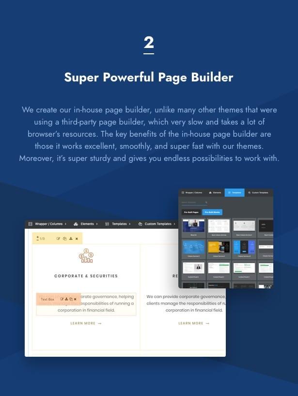 المالية - الأعمال / المالية / المالية WordPress - 3