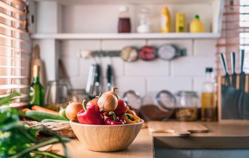منزل المرحلة - المطبخ