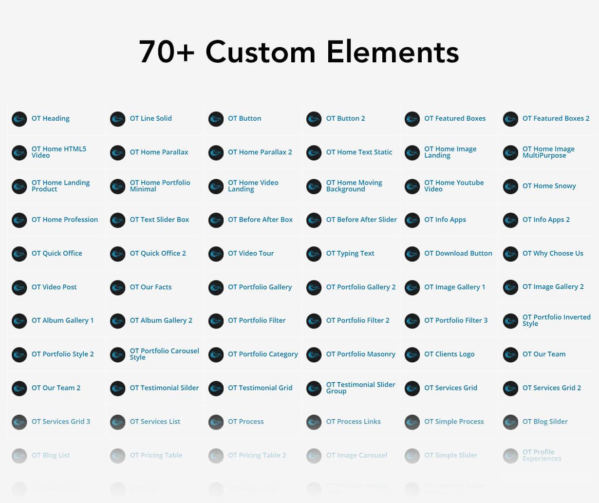Archi - التصميم الداخلي لموضوع WordPress - 13