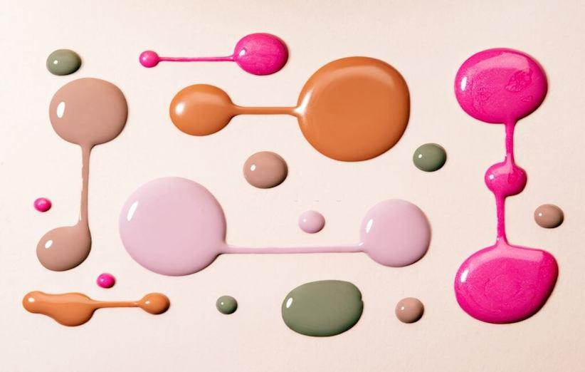 صبغة مستحضرات التجميل - طلاء الأظافر