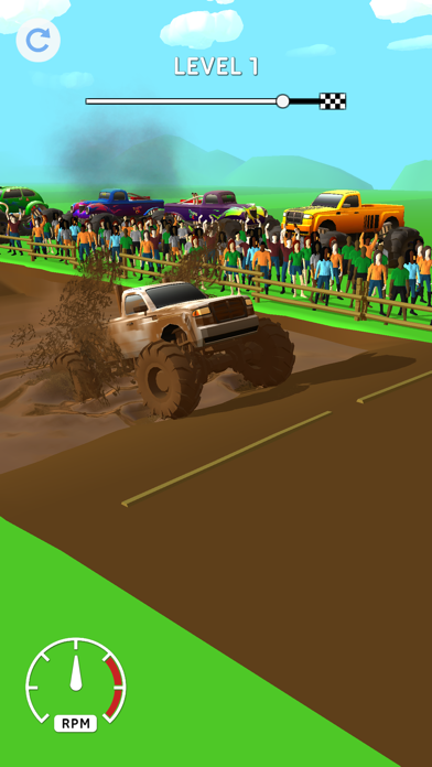 سباق الطين أكو وب