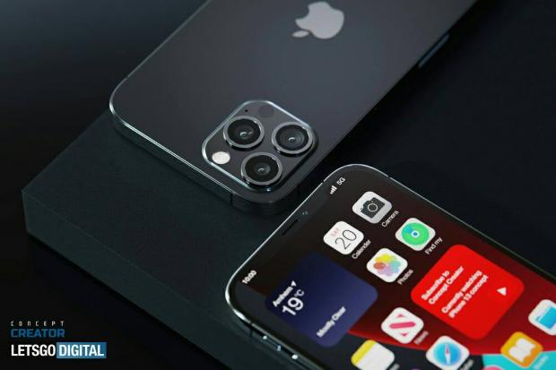 تصميم iPhone - iPhone 13 أو نفس iPhone 12S