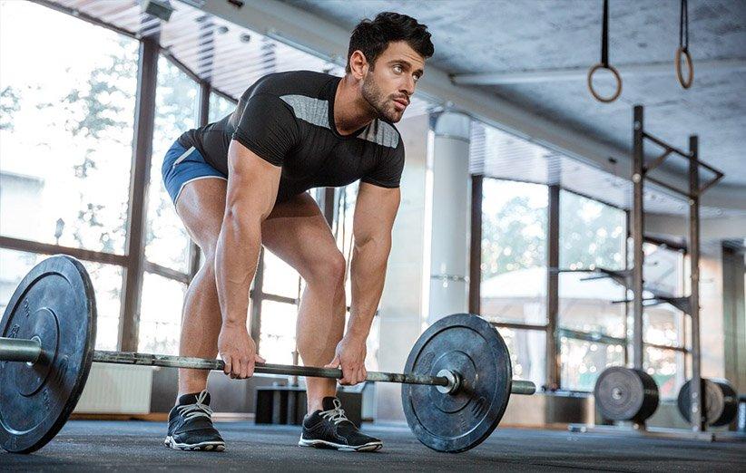 بناء العضلات بشكل خاطئ