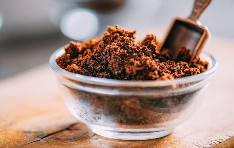 القهوة التركية - طريقة التخزين
