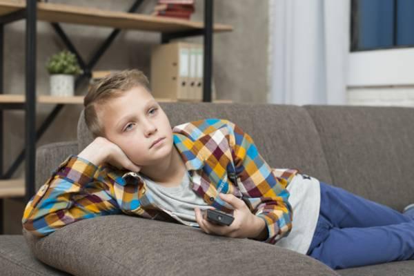 علاج خمول الاطفال
