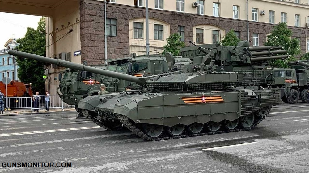 1619907463 188 المركبات العسكرية الأكثر جاذبية في استعراض يوم النصر لعام 2020 أكو وب