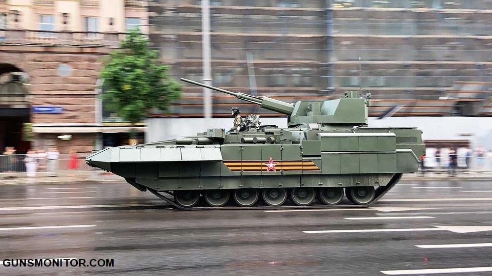 1619907463 644 المركبات العسكرية الأكثر جاذبية في استعراض يوم النصر لعام 2020 أكو وب