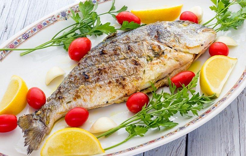 الأسماك الدهنية للكبد