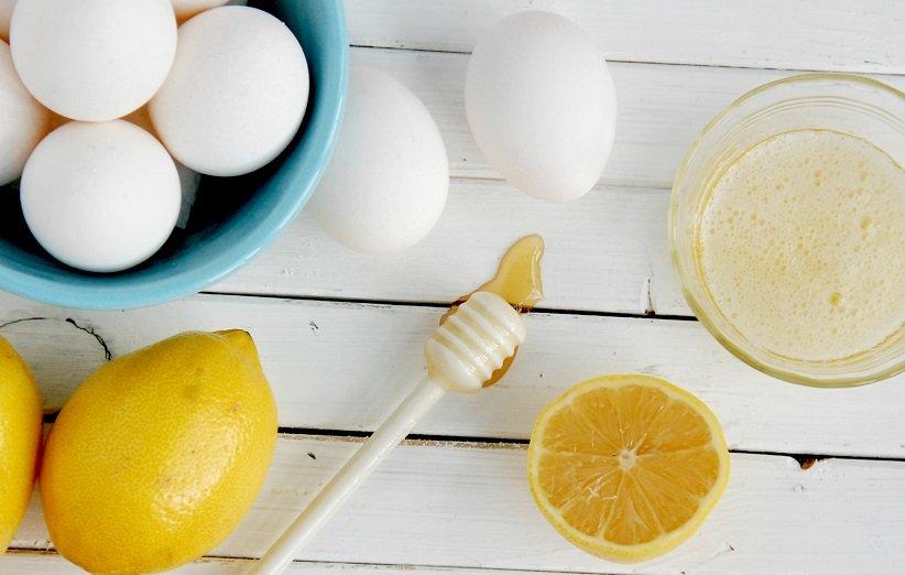 قناع بياض البيض لعلاج الرؤوس البيضاء