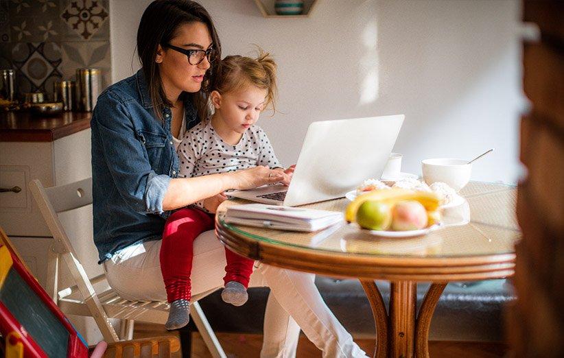 إدارة الوقت للأمهات العاملات