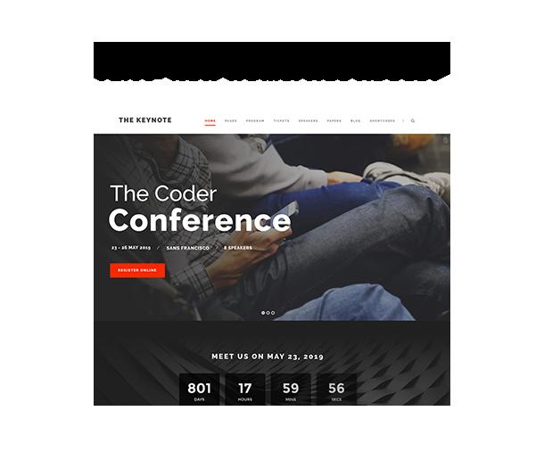 الكلمة الرئيسية - مؤتمر / حدث WordPress - 2
