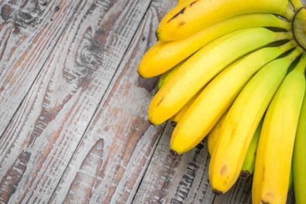 استهلك الموز