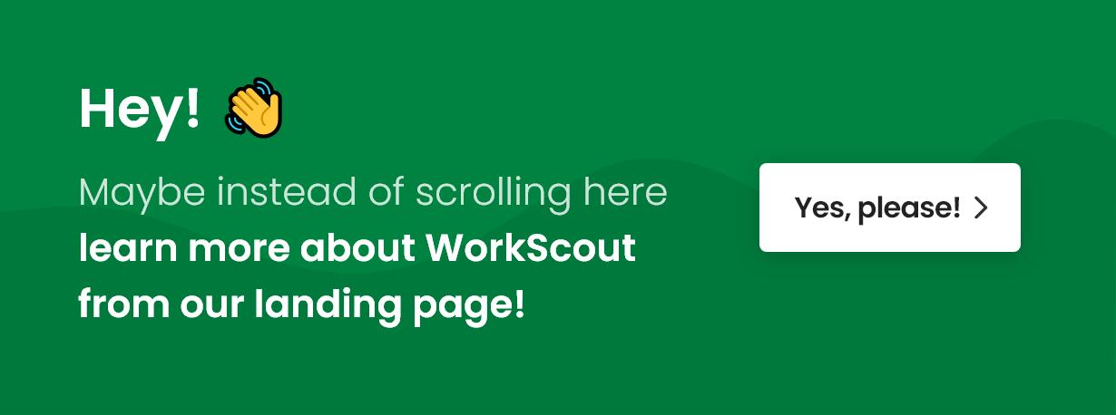 WorkScout - موضوع وورد لوحة الوظائف - 4