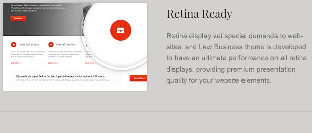 موضوع Retina Ready Lawyer