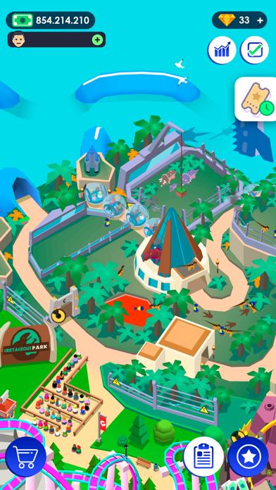 1620372983 233 Idle Theme Park لعبة التاجر أكو وب