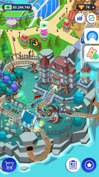 1620372983 325 Idle Theme Park لعبة التاجر أكو وب