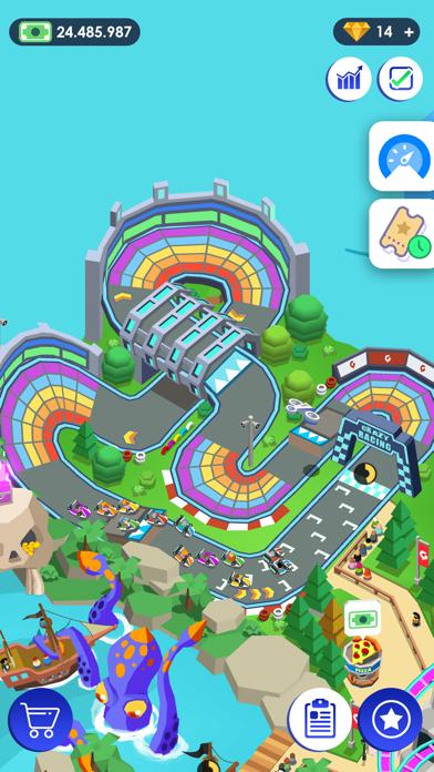 1620372983 865 Idle Theme Park لعبة التاجر أكو وب