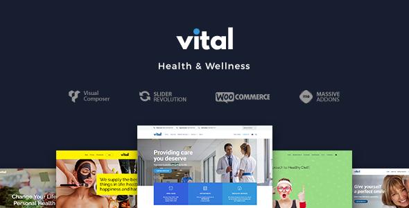 الرعاية - موضوع التدوين الطبي والصحي WordPress - 6
