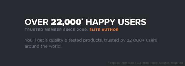 أكثر من 22000 عميل سعيد