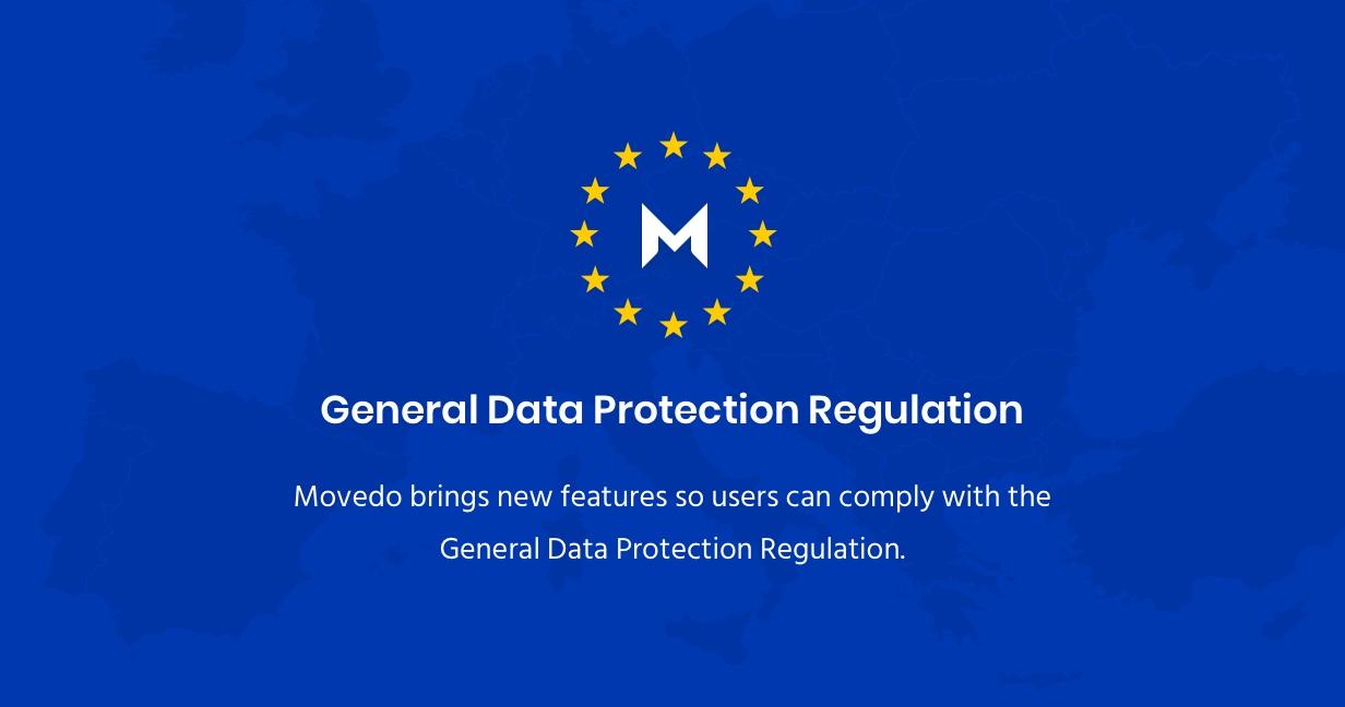 موفيدو اللائحة العامة لحماية البيانات