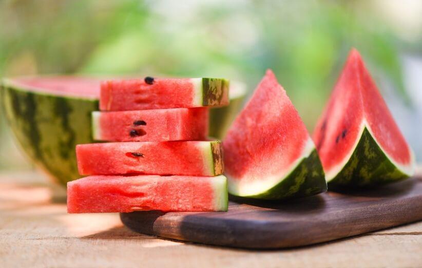 خصائص البطيخ وفوائده الصحية السبع