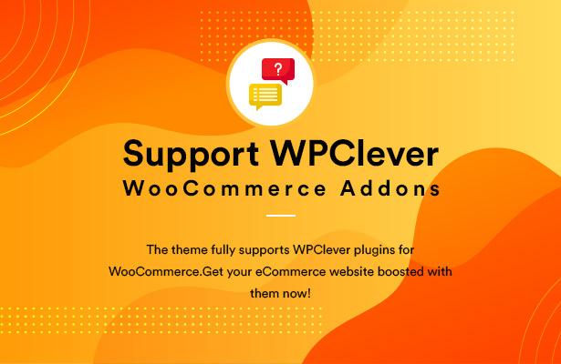 ملحقات WPClever WooCommerce