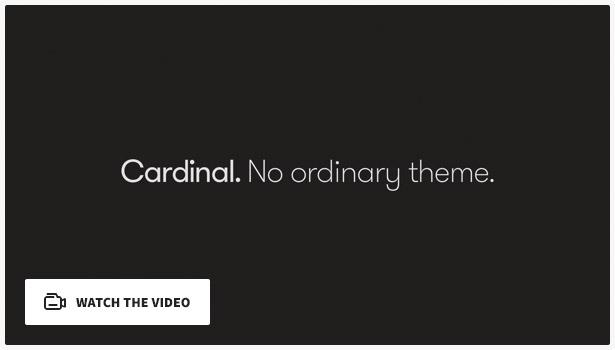الكاردينال - موضوع ووردبريس - 6