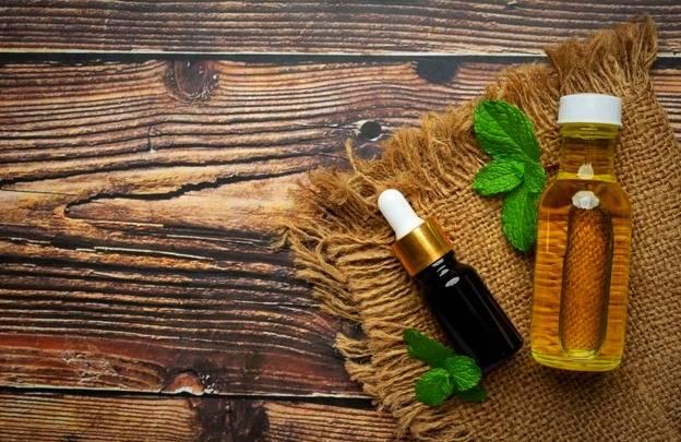 استخدم الزيت النباتي
