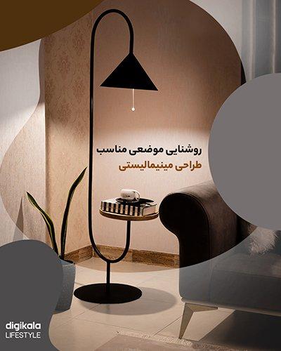 1620730543 889 گالری عکس مائدة عسل اللوتس الجمع بين عاكس الضوء والطاولة أكو وب