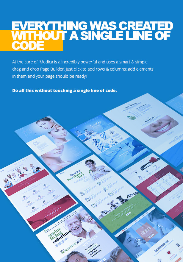 iMedica - سمة WP الطبية والصحية المستجيبة - 14