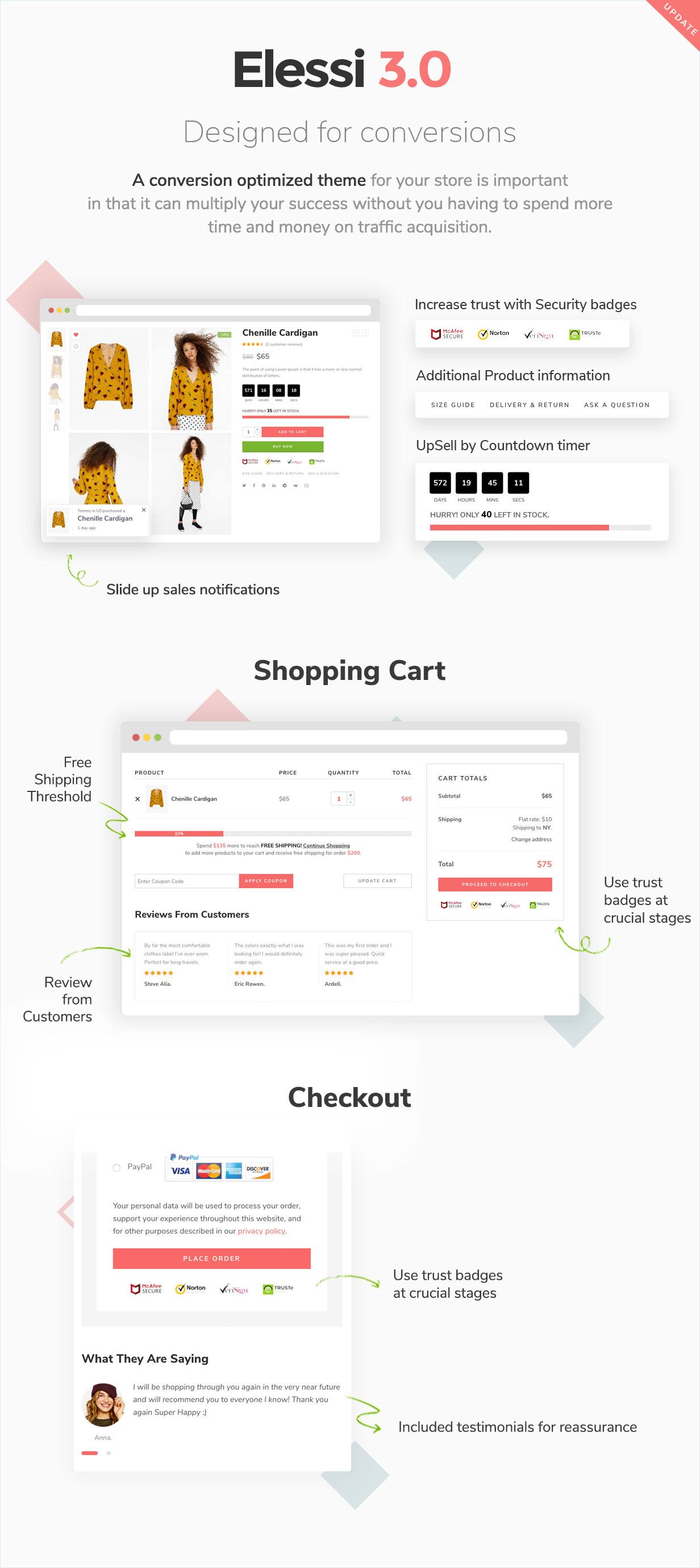 Elessi - WooCommerce AJAX WordPress Theme - دعم RTL