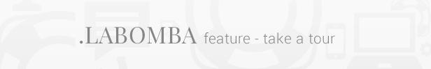Labomba - سمة ووردبريس متعددة الأغراض مستجيبة - 3