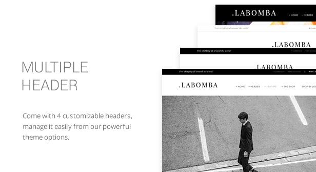 Labomba - سمة ووردبريس متعددة الأغراض مستجيبة - 13