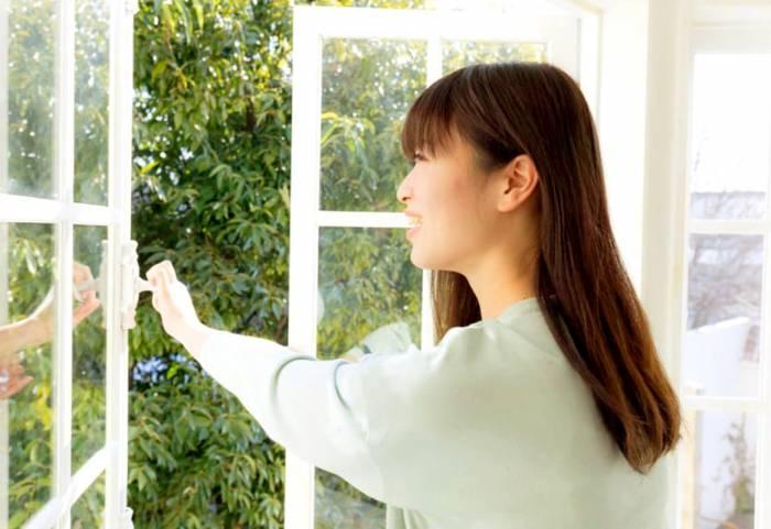 اترك النوافذ مفتوحة