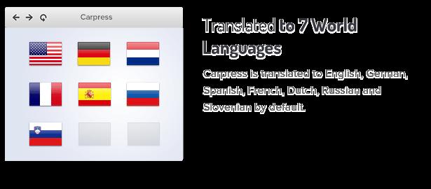 ترجم من خارج منطقة الجزاء إلى 7 لغات