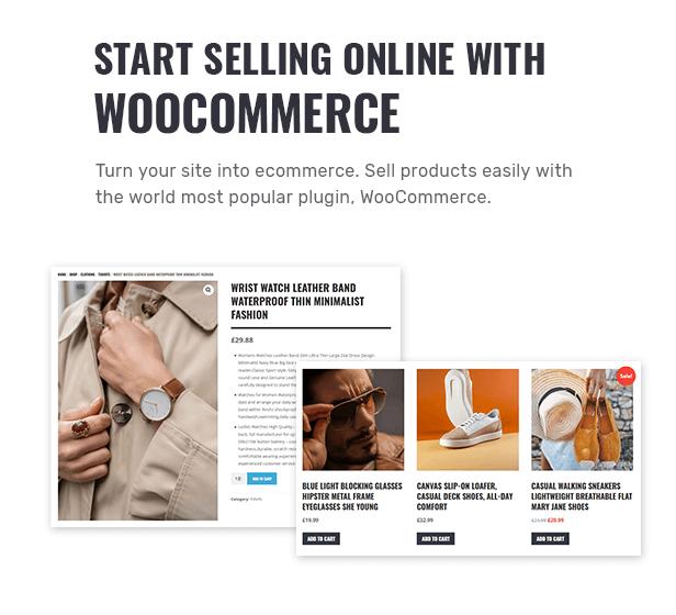دعم WooCommerce