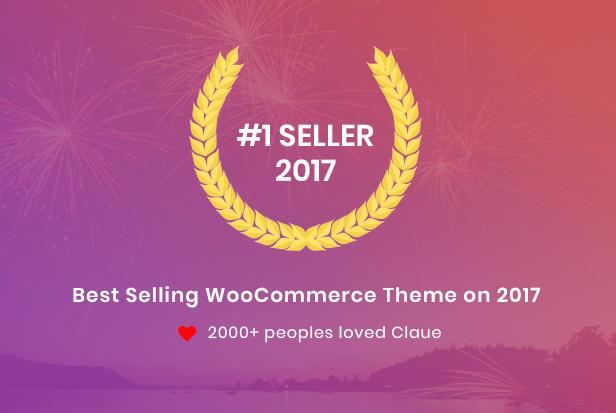 أفضل موضوع WooCommerce مبيعًا