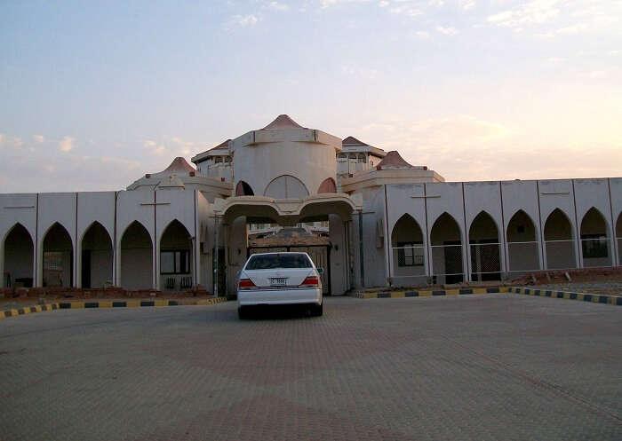 قصر القاسمي
