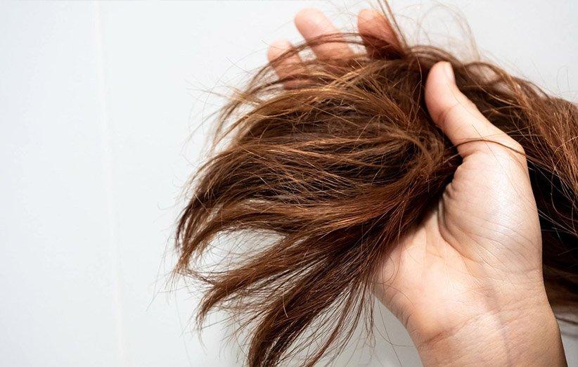 فوائد قناع الشعر