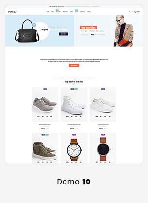 Puca - سمة WooCommerce للجوال محسّنة - 25