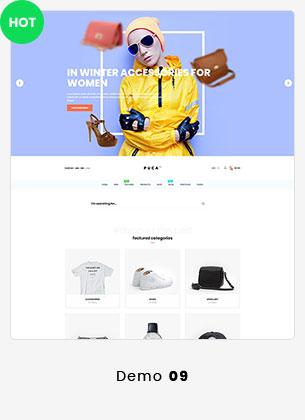 Puca - سمة WooCommerce للجوّال محسّنة - 24